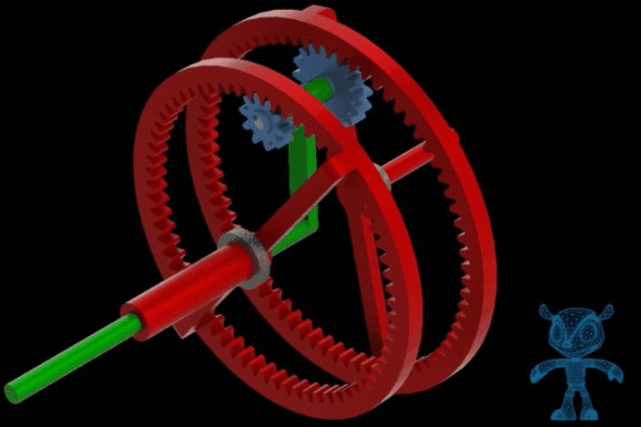 """Levai's Epicyclic Planetaries """"H"""" Type: possible use of my material (cast polyamide which I can produce) for the casters/wheels/pulleys/gears/cogs/pads… My contact: tatjana.alic@windowslive.com"""