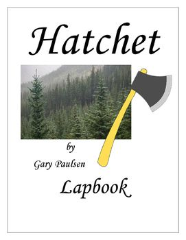 best ideas about Gary Paulsen on Pinterest   Hatchet activities     Hatchet by Gary Paulsen is one of my very favorite novels to teach  I am