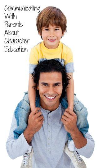 Communicating With Parents About Character Education #weareteachers