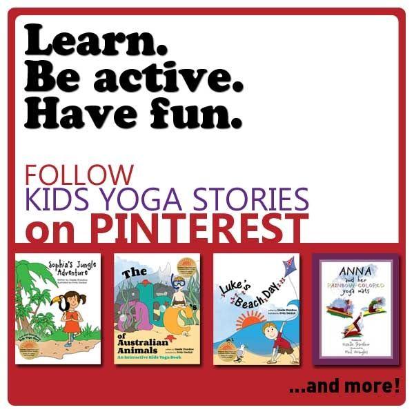 170 Best Kids Yoga Stories Books Images On Pinterest