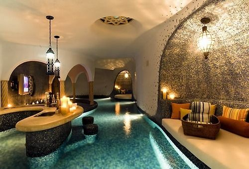 Indoor pool misteachi...so cool!: Indoor Pools, Ideas, Interior, Dream House, Places, Design, Dreamhouse, Room