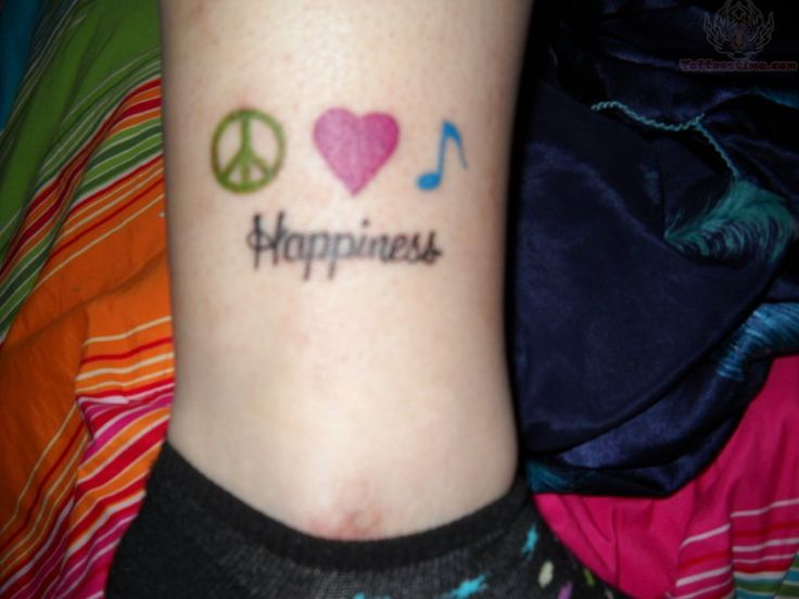 44 best happiness tattoos images on pinterest being