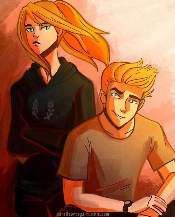 Artemis and Apollo | Percy Jackson | Pinterest