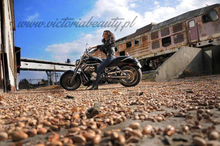 Sesja motocyklowa