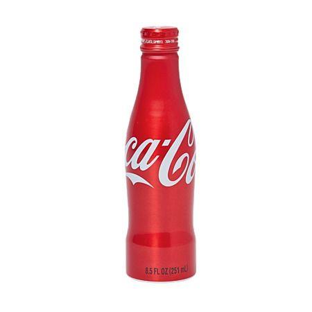 Coca Cola Aluminum Bottle 251ml