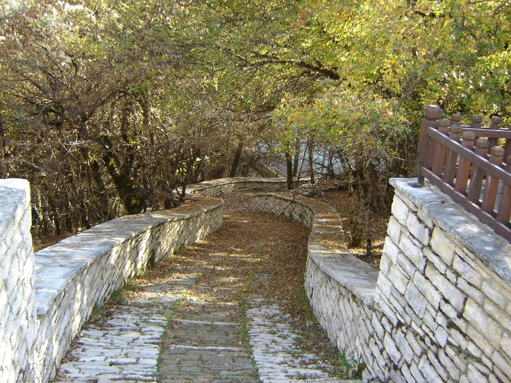 Vikos Epirus Greece