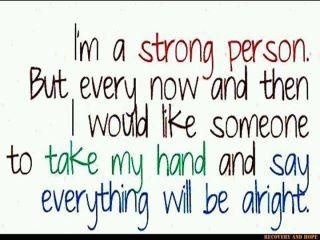 yes. very.Life, Inspiration, Stay Strong, Quotes, Hands, Truths, Living, Strong Personalized, True Stories