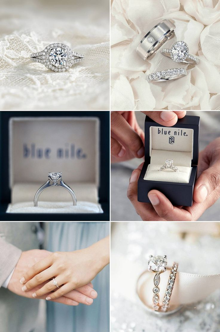 One of the Best Places to Buy an Engagement Ring Online – Blue Nile!