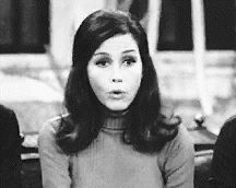 Mary Tyler Moore: I've recently become obsessed with the show, and I absolutely love her look!  Especially the hair :)