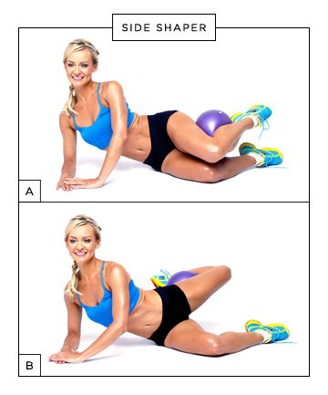 Say Goodbye to Your Muffin Top, 6 Moves to Get Crop-Top-Worthy Abs - (Page 3)