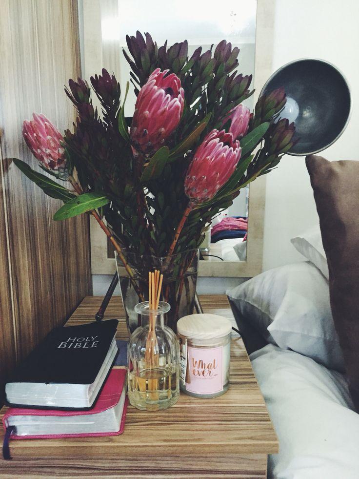 My little corner. #proteas #apartment #studio #flats #student #decor #esthetics