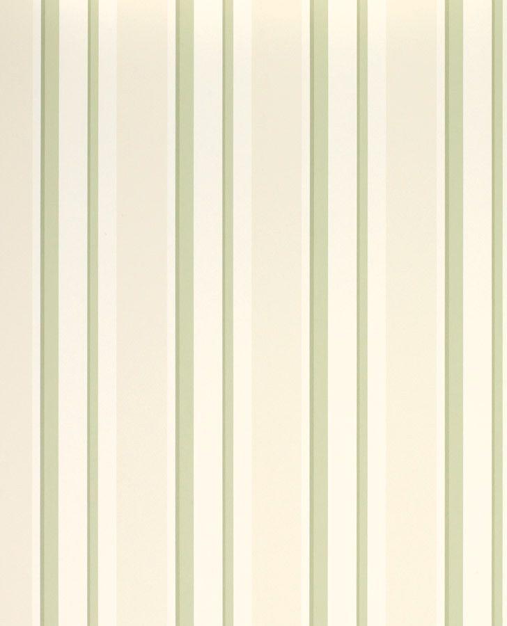 Eaton Stripe Hedgerow Wallpaper #lauraashleyhome