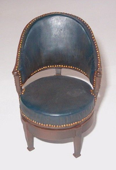 Raine Willitts Take A Seat George Washington Presidential Chair Mt Vernon U0026  Box (01/