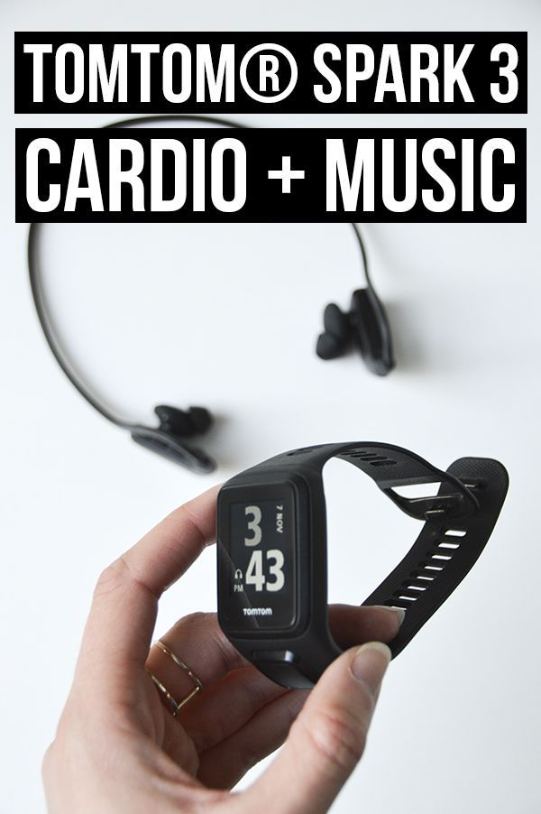This is a sponsored conversation written by me on behalf of TomTom®. The opinions and texts are all mine. The past couple weeks I've been testing out the TomTom® Spark 3 Cardio + Music watch, and hot