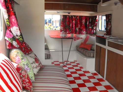 1000 images about camper decorating ideas on pinterest camper interior campers and popup camper Diy caravan interior design ideas