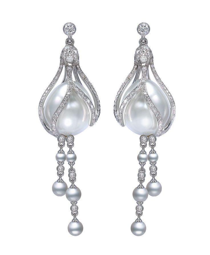 Mikimoto Regalia Pearl Jewels Baroque Editor And Jewellery
