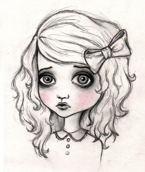 cartoon sketches