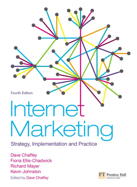 internet marketing, dave chaffey et al  #books
