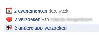 Geen uitnodigingen voor Facebook spelletjes meer