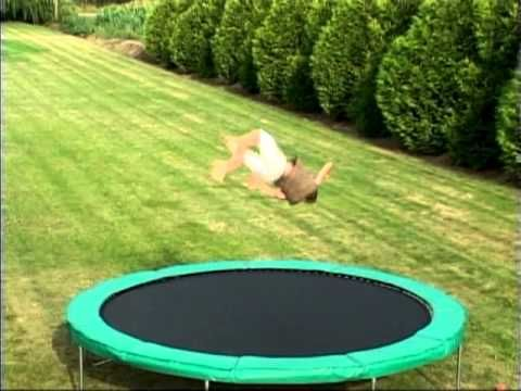 16.5' Big Air by Super Fun Trampolines - YouTube