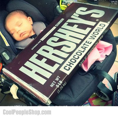 $38.69 World's Largest Hershey's Bar | Cool People Shop ...