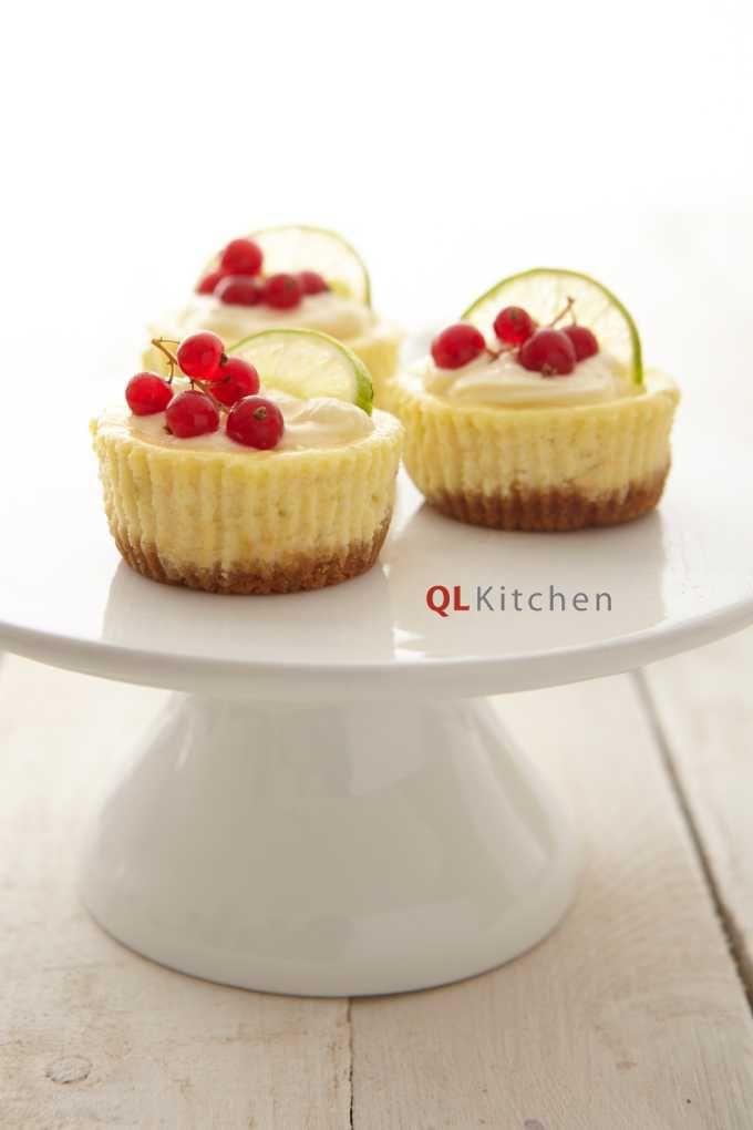 Recipes | Cheesecake Recipe | Yoghurt Lime Cheesecake