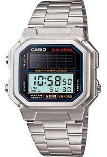 Часы Casio Illuminator AL-190WD-1A / AL-190WD-1AVEF
