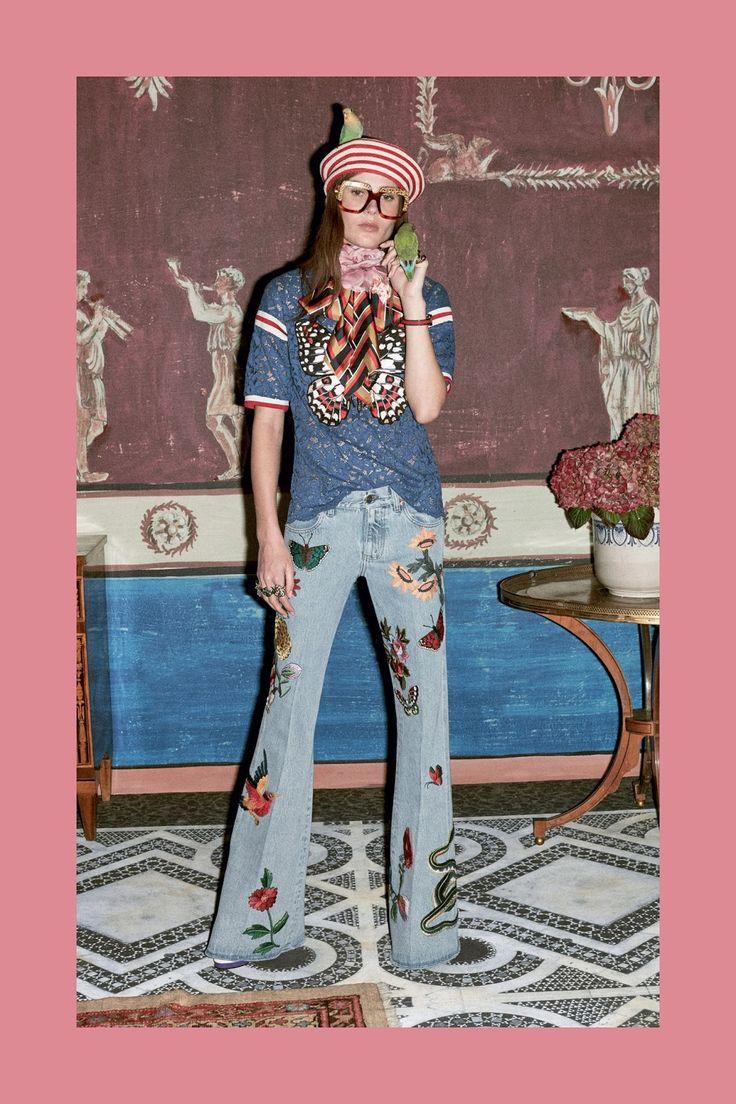 gucci pre-fall 2016 | visual optimism; fashion editorials, shows, campaigns & more!