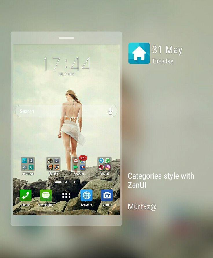 Phone UI/UX