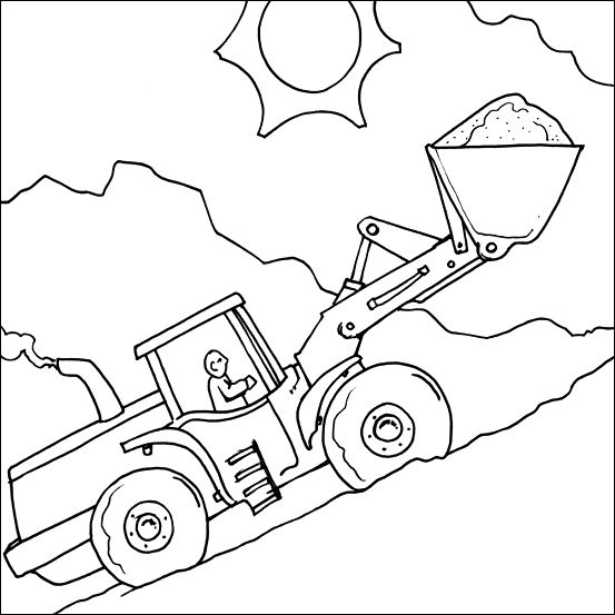 transportation coloring pages for boys - photo#23