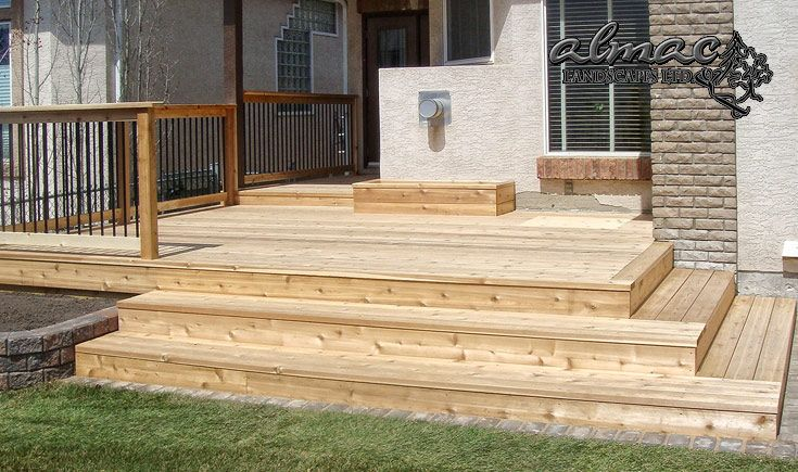 Almac Landscapes Ltd - Deck Services