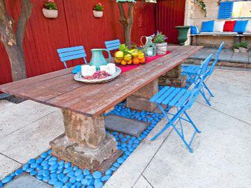 Mediterranean courtyard makeover - Better Homes and Gardens