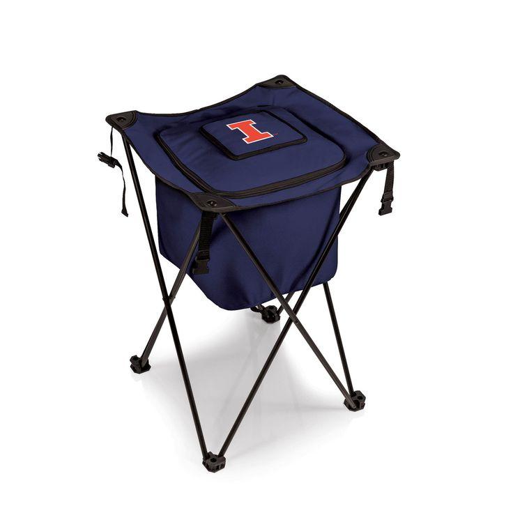 Illinois Fighting Illini Sidekick Portable Cooler