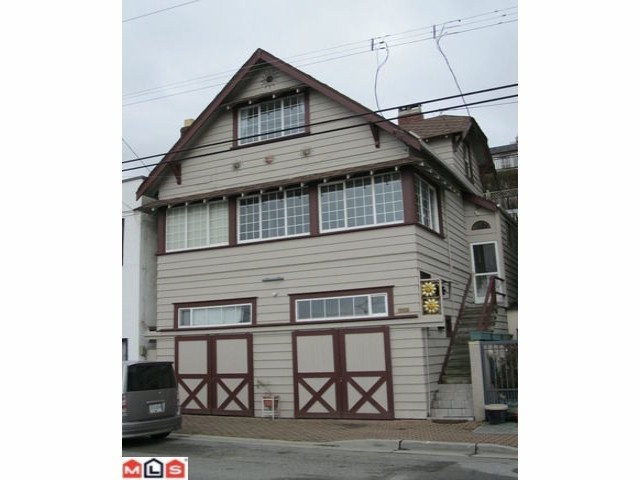 15435 Marine Drive, White Rock, Right in White Rock Village, this 1912 house is across the street from the beach.