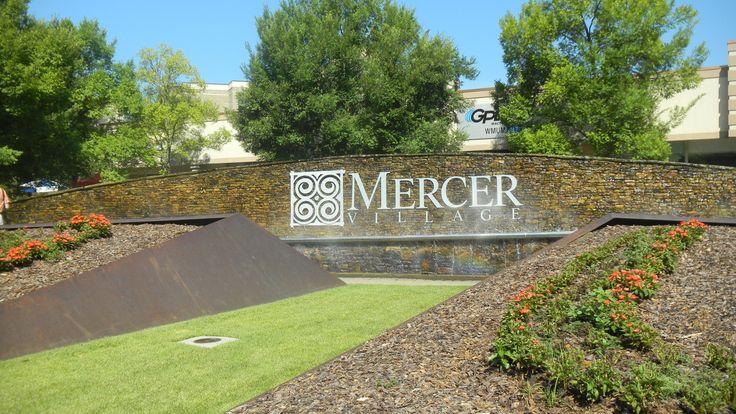 Mercer University, home of Mercer Bears! Dorm and