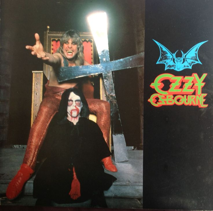 Ozzy Osbourne Tour Program https://www.facebook.com/FromTheWaybackMachine