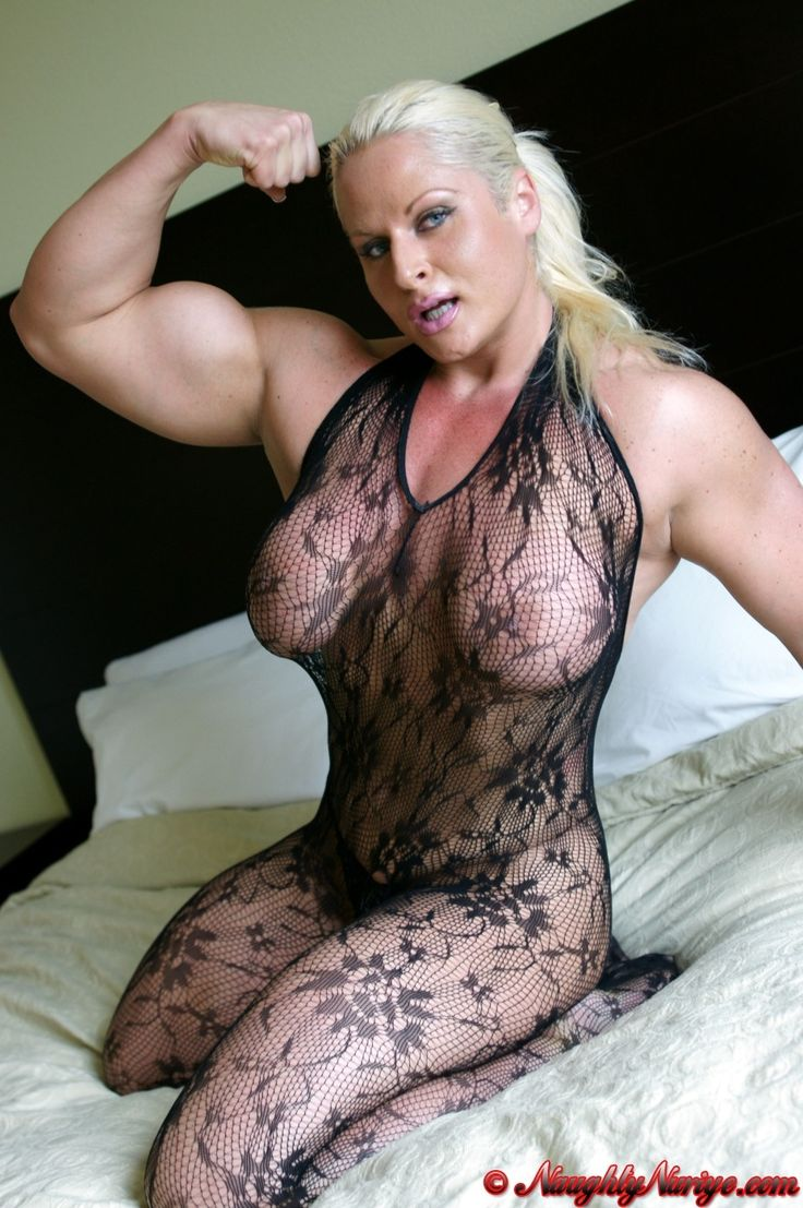 The Confederate Sexy body builder woman picture