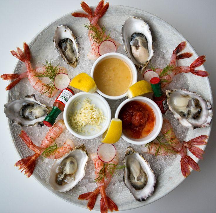 RawBar sashimi platter. Photo by Leila Kwok