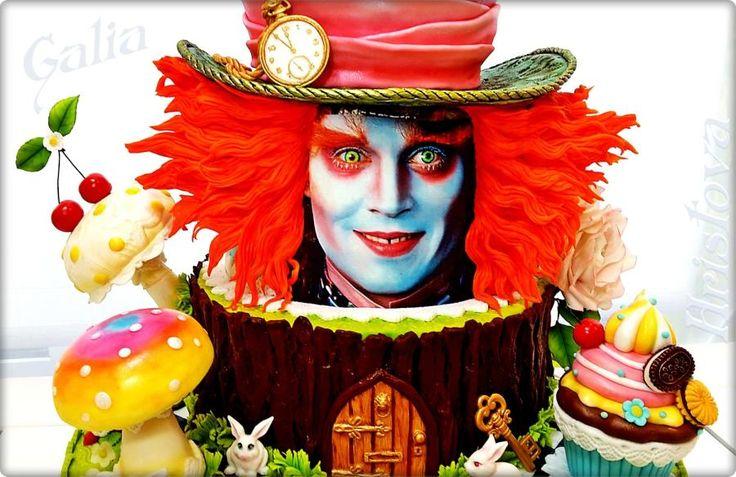 Cake Art Wonderland : 17 Best images about children s cakes on Pinterest ...