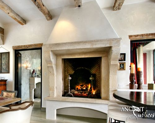 Good Top Most Beautiful Ancient Fireplace With Fireplaces