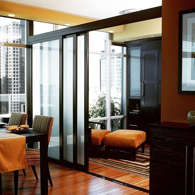114 best room dividers images on pinterest for Interior sliding glass doors room dividers