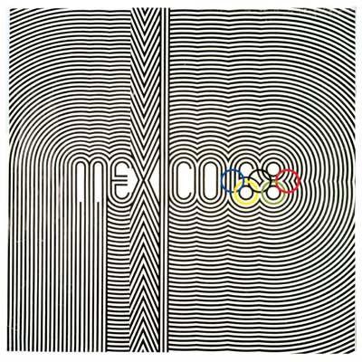Las olimpiadas y el diseño grafico