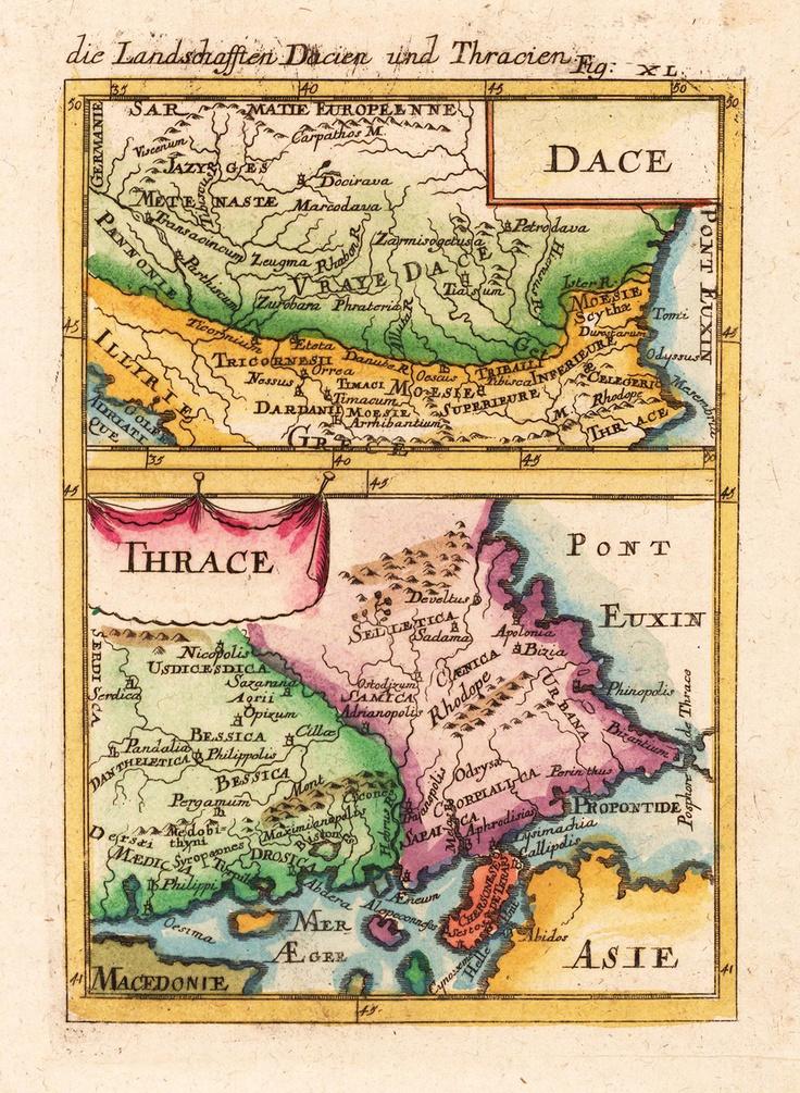 1719: Dace (Dacia)
