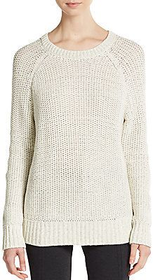 Chunky-Knit Sweater - Shop for women's Sweater - STEEL Sweater