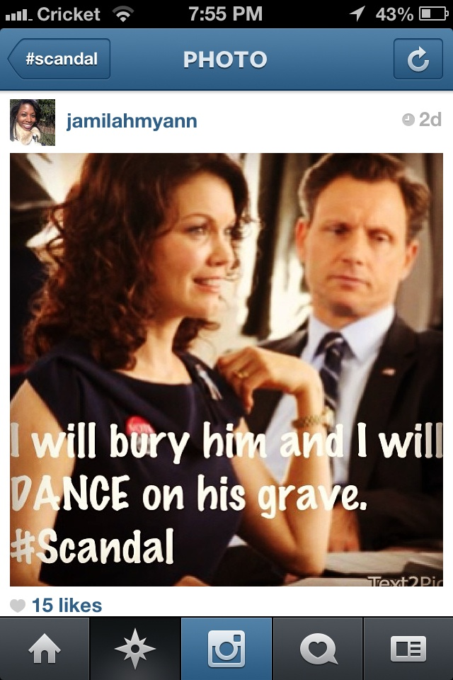 That's mellie grant for ya