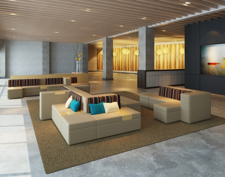 121 best collaborative areas images on pinterest | lounge seating