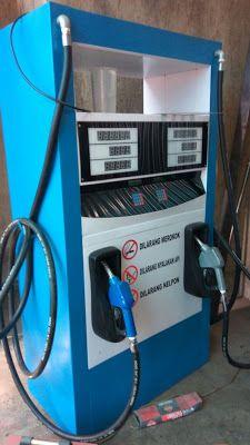 Cara Membuat Pertamini Semakin Dipadati Pembeli   Jual Mesin & Sparepart Pertamini