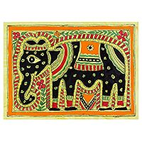 Majestic Elephant from @NOVICA, They help #artisans succeed worldwide.