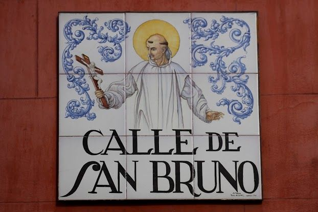 Calle de San Bruno ( Madrid )