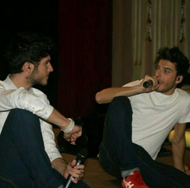 Álvaro Gango & Blas Cantó :)
